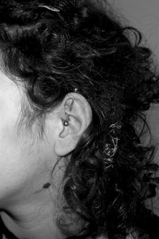 Ear piercing athens