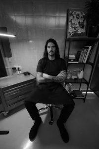 Andrew Dildo Tattoo & Piercing Studio Athens