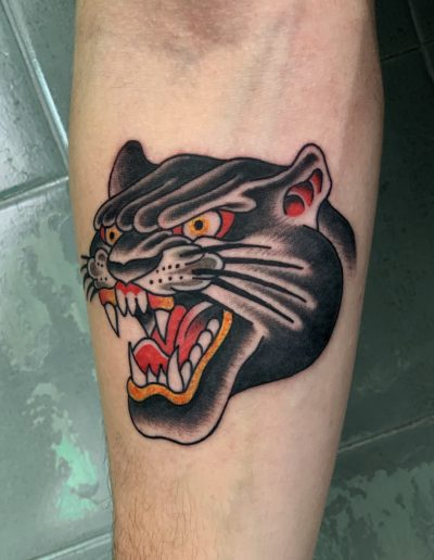 tiger tattoo Αθηνα